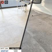 Oneker Çini Seti 18 3d model