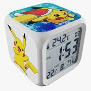 子供の目覚まし時計 3d model