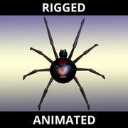 거대한 거미 3d model