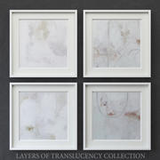 RH LAYERS OF TRANSLUCENCY COLLECTION 3d model