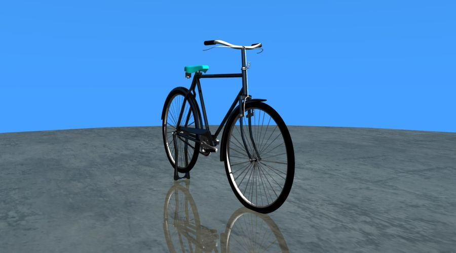 Cycle royalty-free 3d model - Preview no. 5