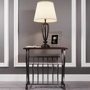 Tafel Wycliffe met lamp Mildred 3d model