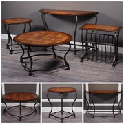 Tables  Wycliffe 3d model