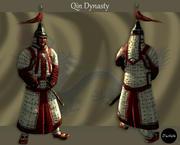 Qin Imperial Guard 3d model