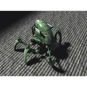 Robot Spider for 3ds and obj 3d model