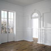 Полиуретановый декор для стен 3d model