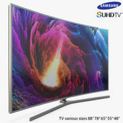 Samsung TV 3d model