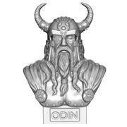 tanrı Odin 3d model