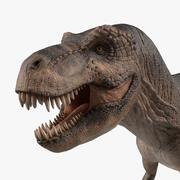 Dinozaur tyranozaura 3d model
