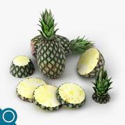 Pineapple 3d model