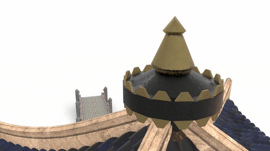 중국 관 royalty-free 3d model - Preview no. 16
