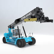 Reachstacker High Detail Realistic 3d model
