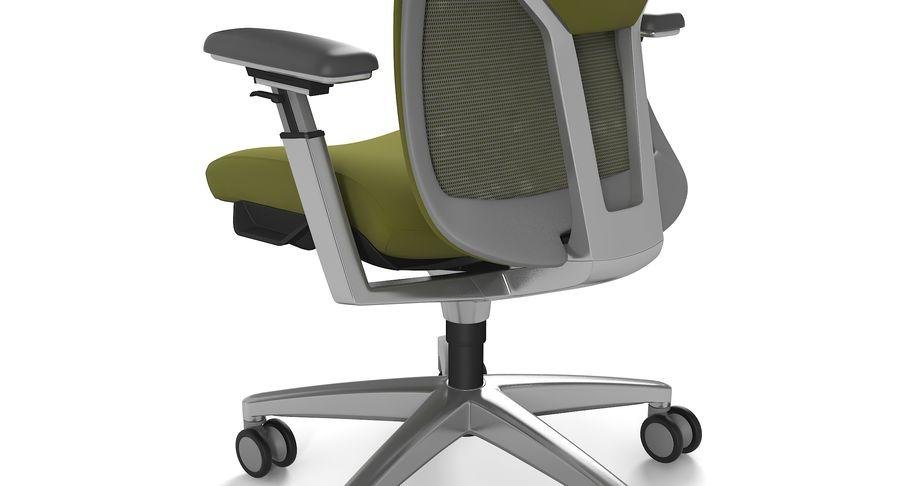 Allsteel Acuity Chair 3d Model 39 Obj Fbx Max Unknown Free3d