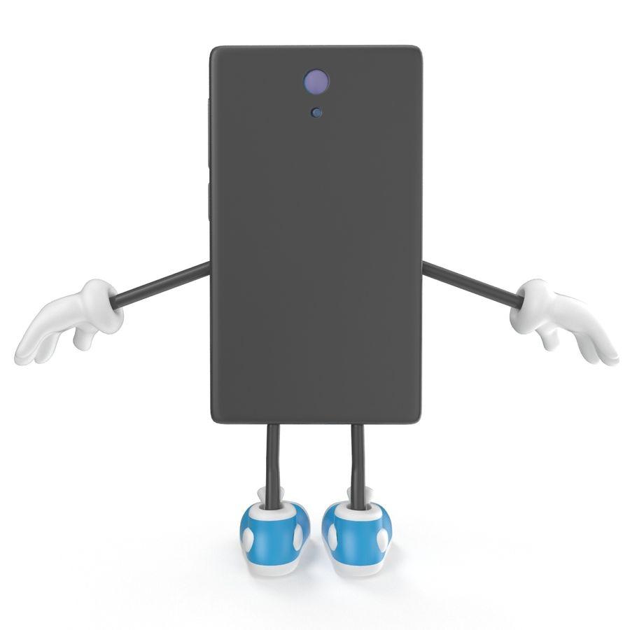 手机 royalty-free 3d model - Preview no. 6