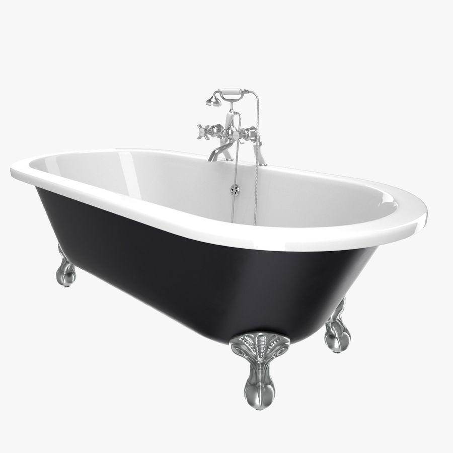Buckingham Bathtub Cast Iron 3D Model $39 - .max .lwo .fbx .c4d - Free3D