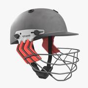 크리켓 헬멧 램 프로텍 3d model