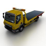 DAF LF Tow 2013 3d model