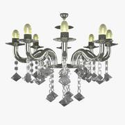Lampa sufitowa 3d model