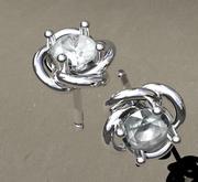 Nest earrings 3d model