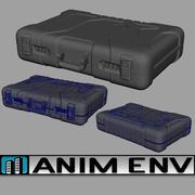 ブリーフケース 3d model