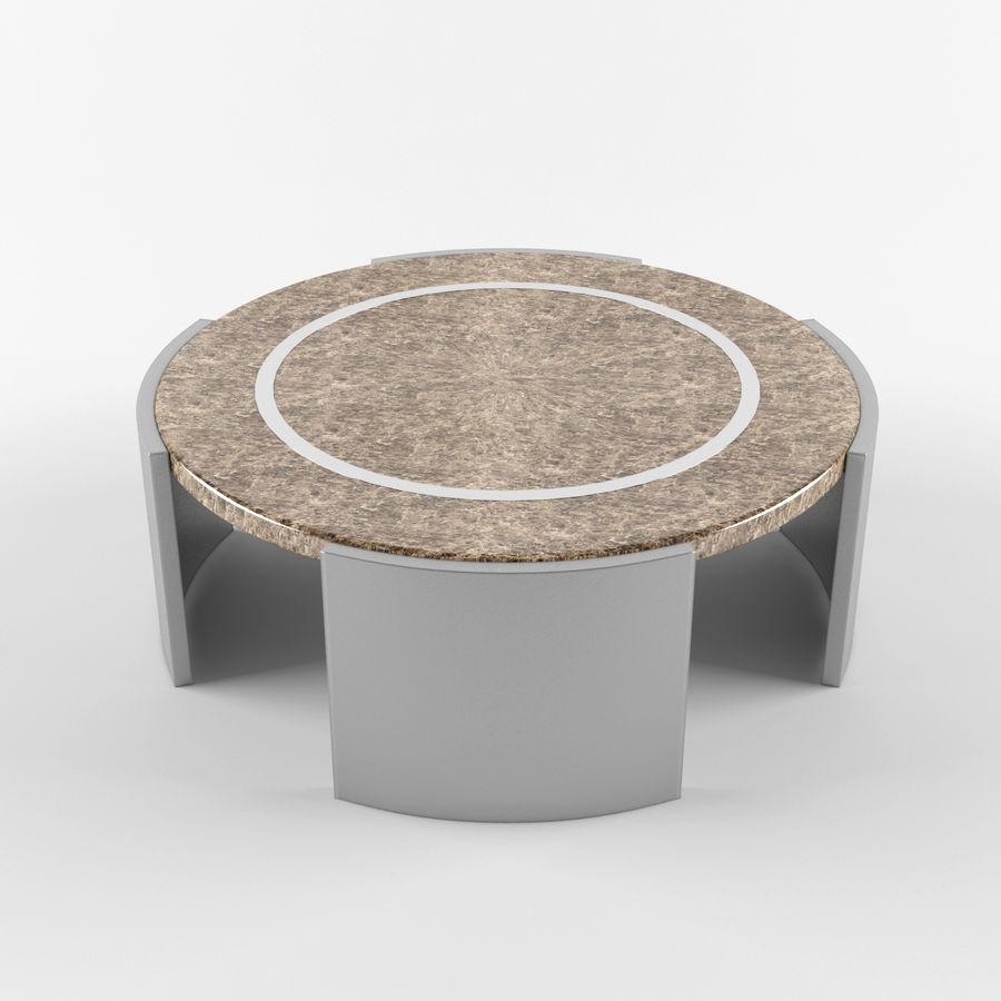 Środkowy stół royalty-free 3d model - Preview no. 1