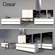 Cozinha Cesar Maxima 2.2 3d model