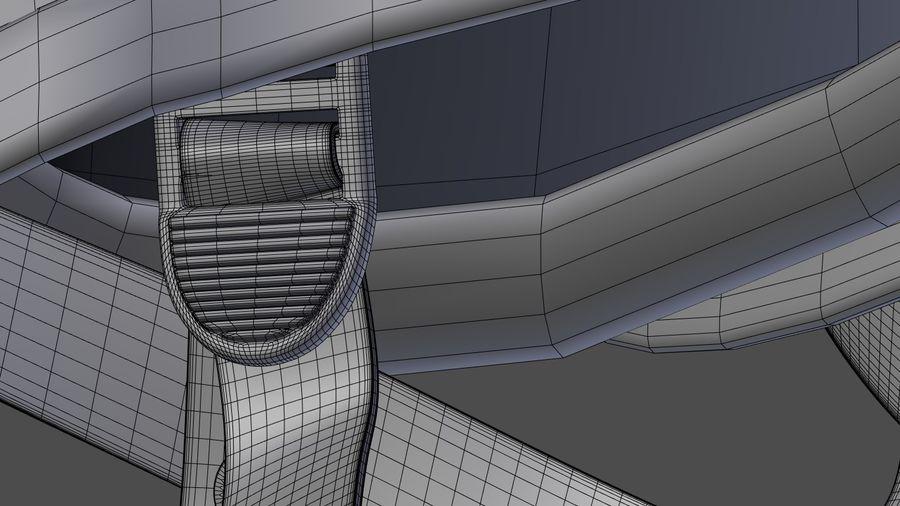 Saldırı kask royalty-free 3d model - Preview no. 16