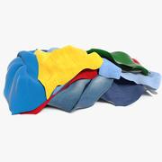 Pilha de roupas 3d model