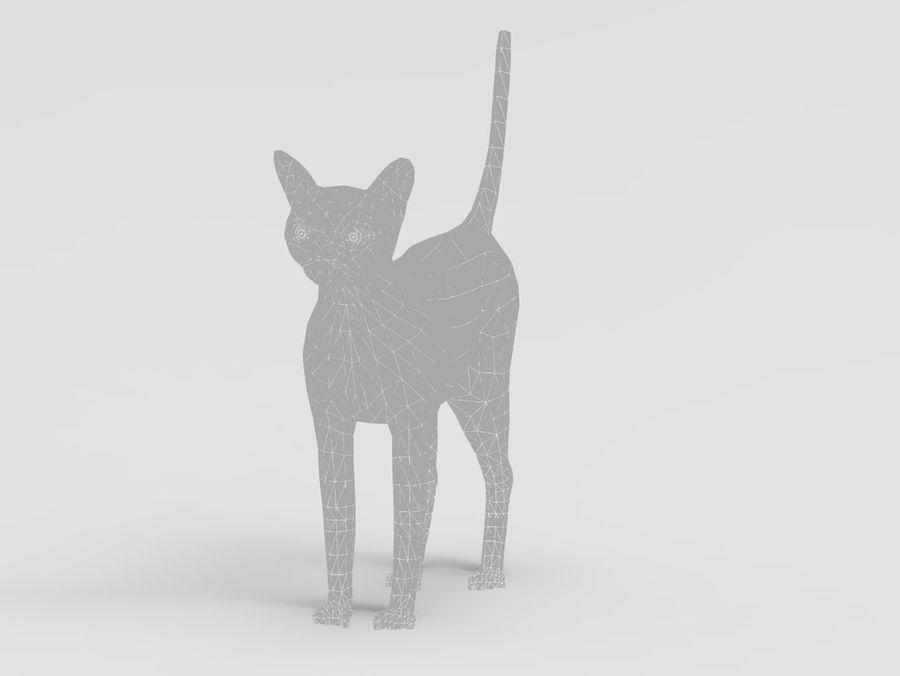 kot takielunek royalty-free 3d model - Preview no. 50