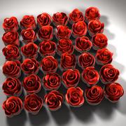 Roses 02 CNC 3d model