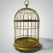 kuş kafesi 3d model