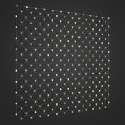 LED窗帘 3d model