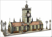 Church V2 3d model