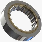 Tekniska lager 3d model