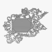 Koket Addicta Настенное зеркало 3d model