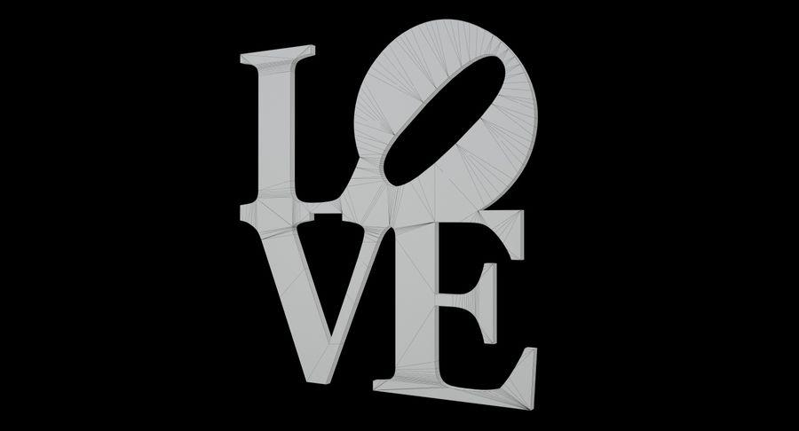 Espejo amor royalty-free modelo 3d - Preview no. 9
