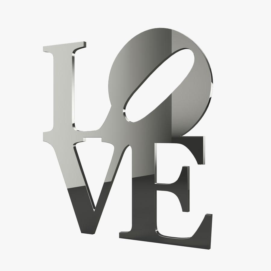 Espejo amor royalty-free modelo 3d - Preview no. 1