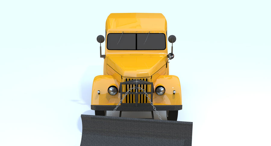 GAZ-69 T3 (1953-1973) royalty-free 3d model - Preview no. 5