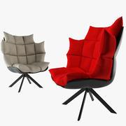 Sandalye Kabuğu B&B Italia 3d model