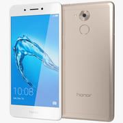 Honor 6C Gold 3d model