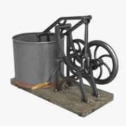 Victorian Food Chopper 3d model