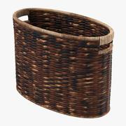 Magazine Basket 01 3d model