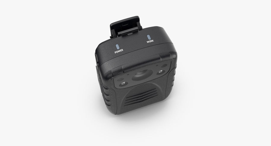 Body Cam royalty-free 3d model - Preview no. 8