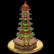 Chinesischer Turm 3d model