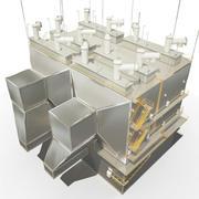 电子过滤器3 3d model