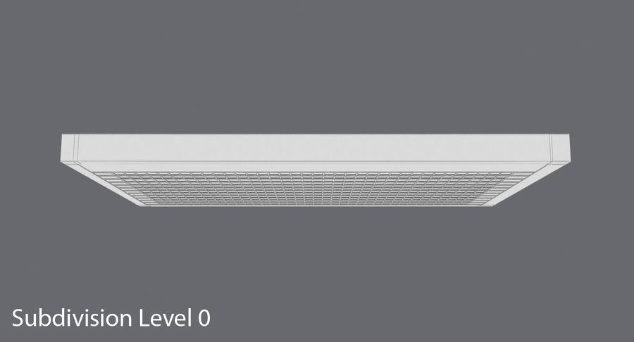Nieuwe vluchtinformatie tekentekst royalty-free 3d model - Preview no. 13