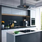 Interieur High Tech 3d model