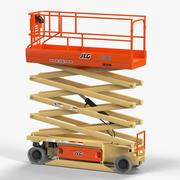 Scissor Lift JLG 2030 3d model