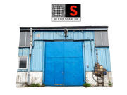 Abandoned factory Gate 3d model