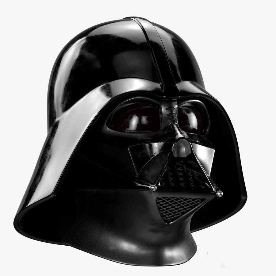 darth vader helmet 3d model free